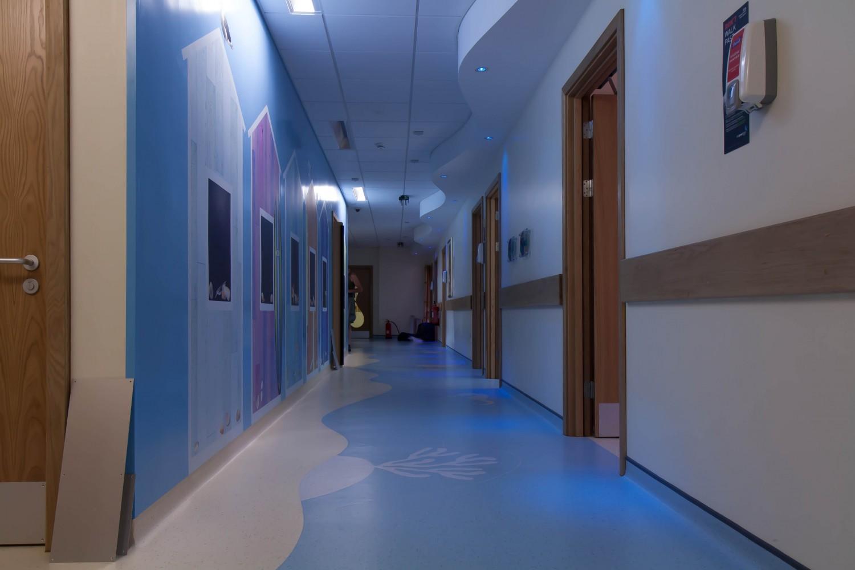 Paediatric Ward, Salisbury Hospital