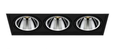 Alto ES Ceiling recessed 19W M-bar 1