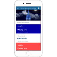 interact landmark content app