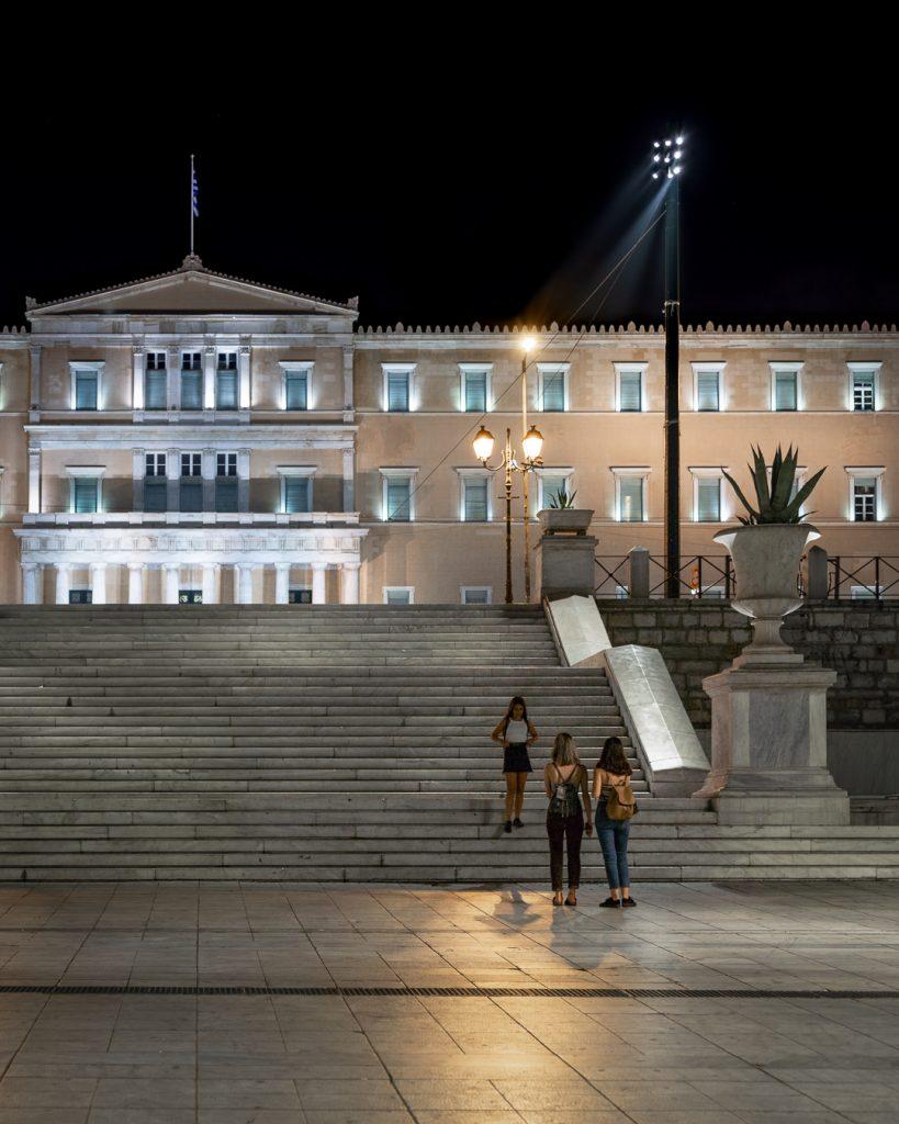 Syntagma Square, Athens, Greece 2