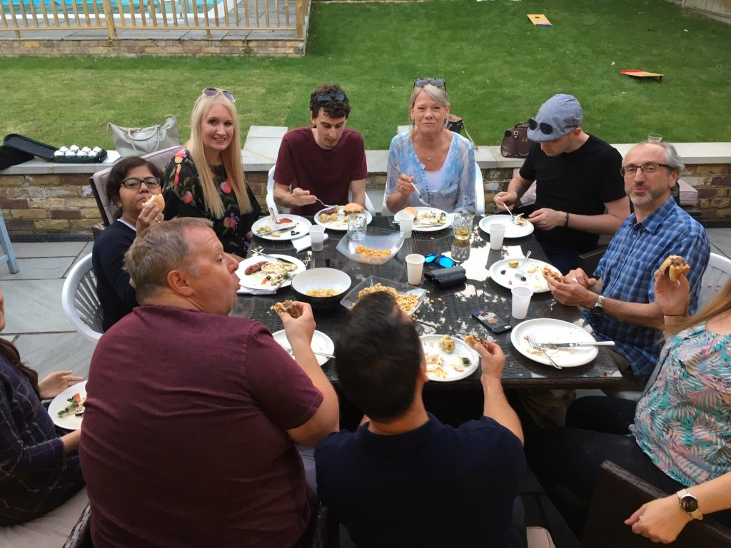 Architainment Lighting's Team Get Together for Summer Social 1